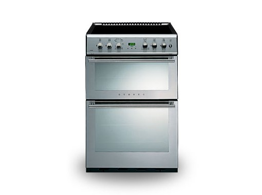 Stoves 61edo 60cm Stainless Steel Double Oven Electric